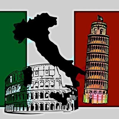 イタリア首相辞任と予算成立